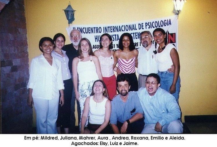 2001-09-31 Colômbia - II Encuentro Nacional de Psicologia