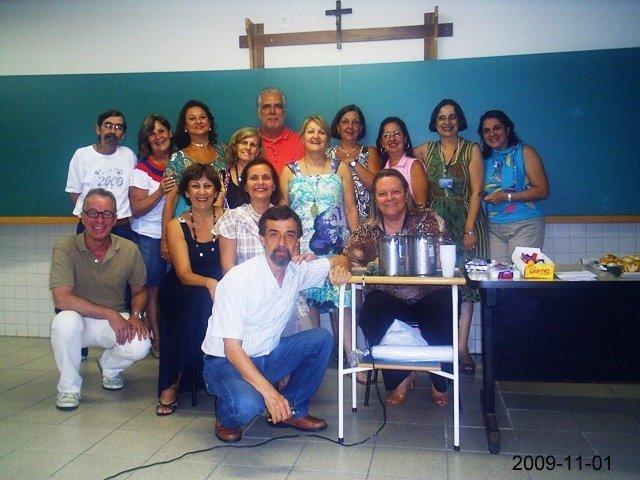 2009 - Professores Psicologia Unisantos