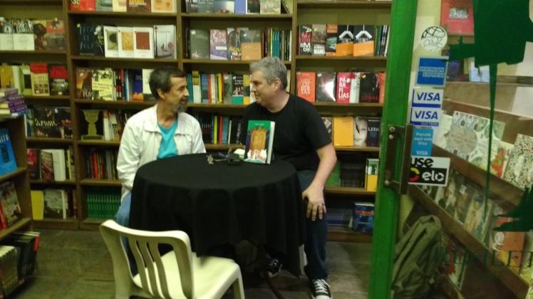 2017-05-05 Lançamento Ah, O amor - Luiz e Tahan