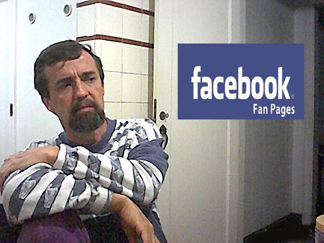 Fan page - imagem